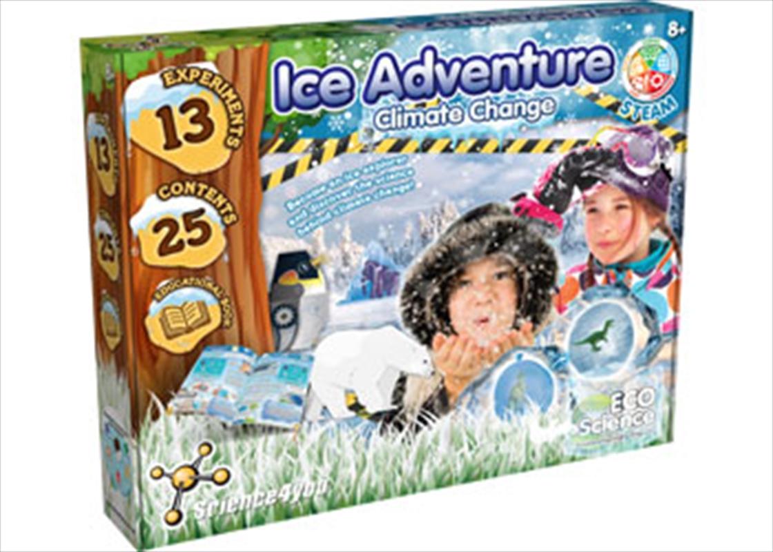 Climate Change Ice Adventure | Books