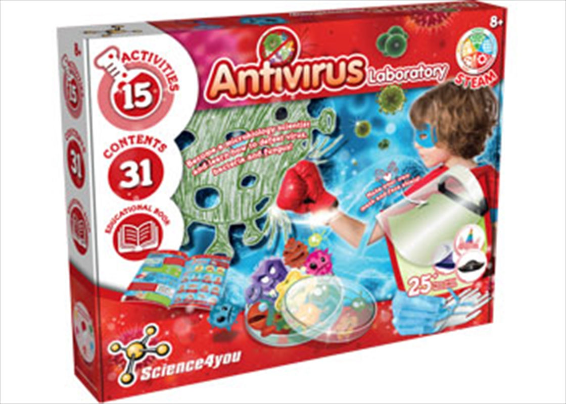 Antivirus Laboratory   Books