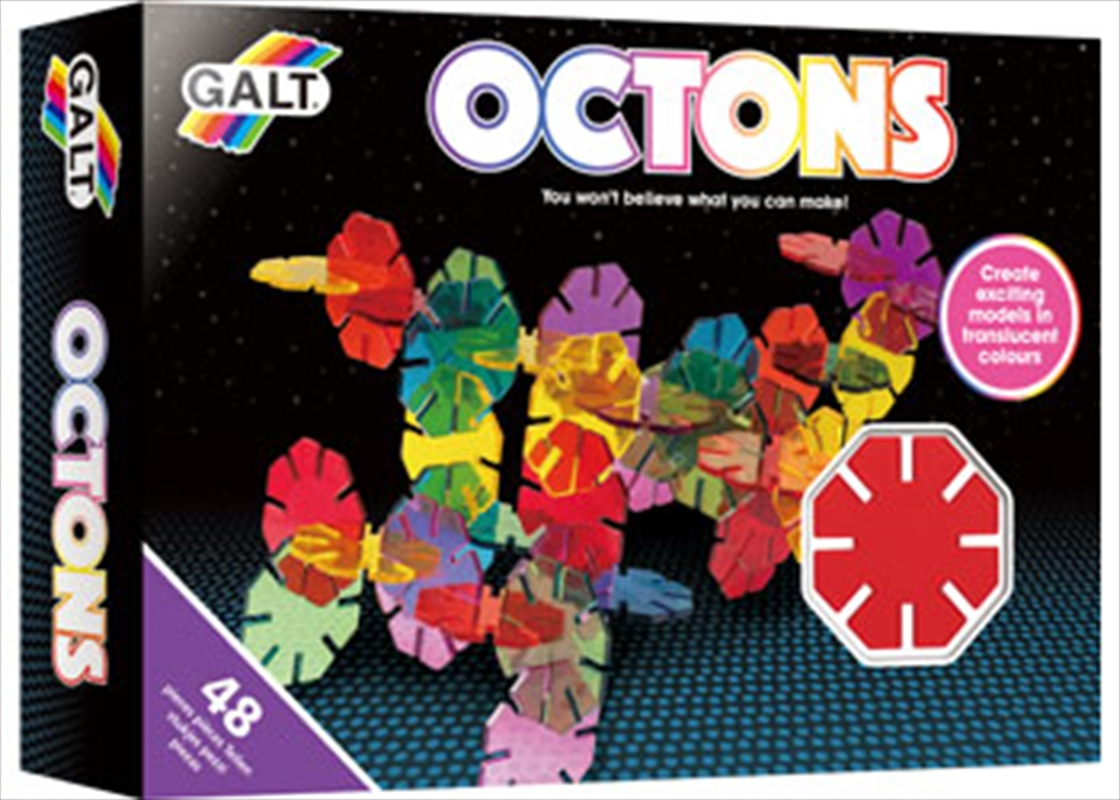 Octons | Books