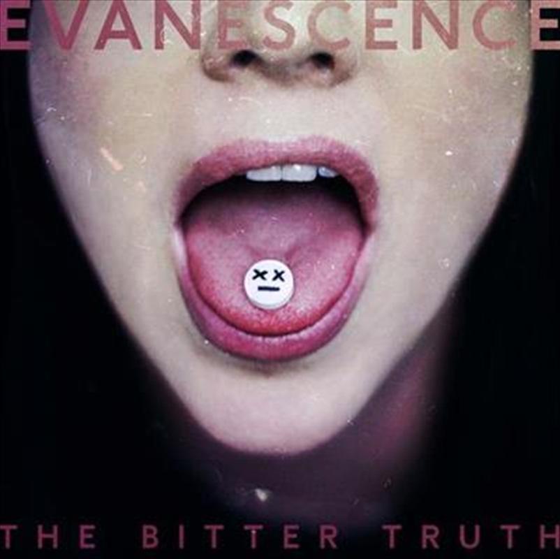 Bitter Truth   CD