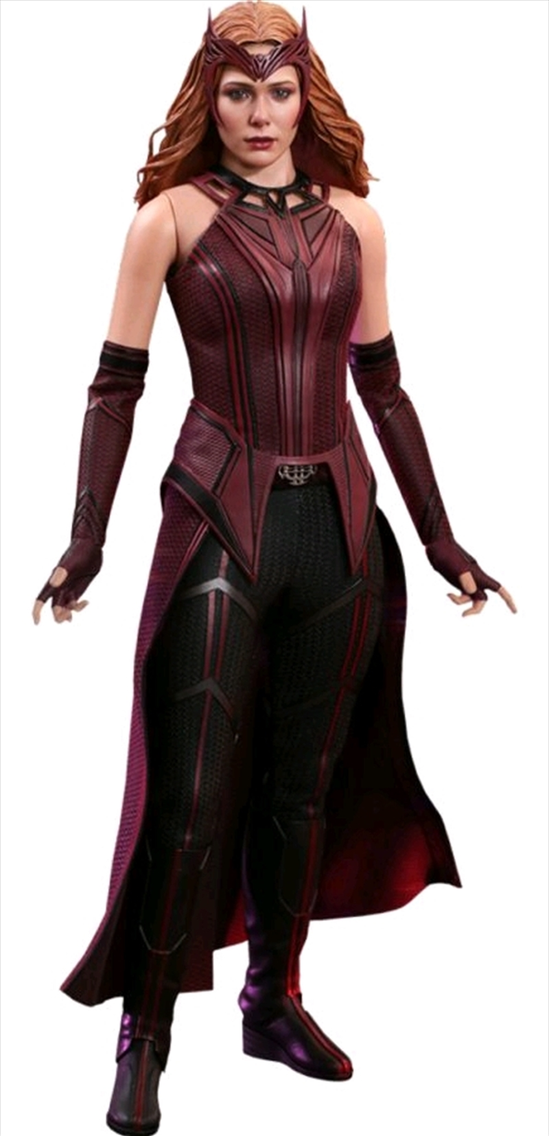 """WandaVision - The Scarlet Witch 1:6 Scale 12"""" Action Figure 