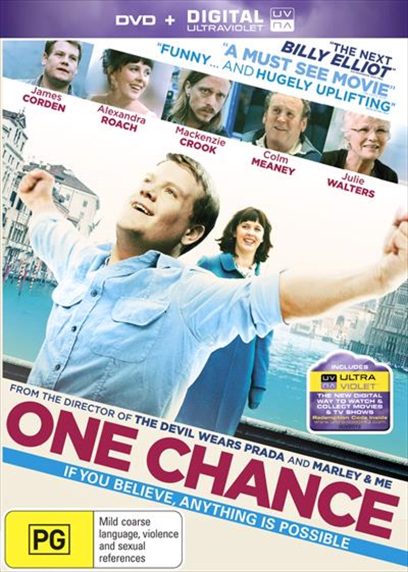 One Chance | DVD