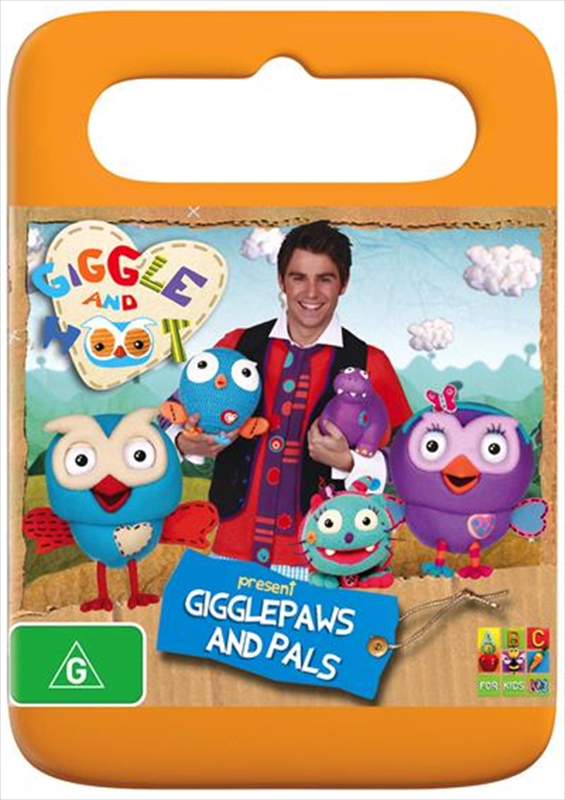 Giggle And Hoot Present Gigglepaws And Pals! | DVD
