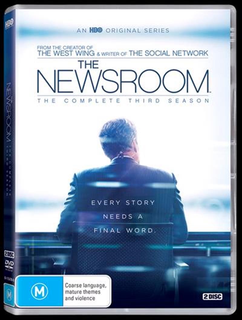 Newsroom - Season 3, The | DVD