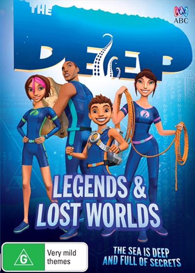 Deep - Legends And Lost Worlds, The | DVD