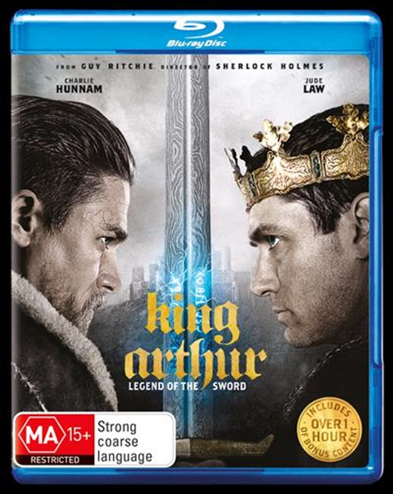 King Arthur - Legend Of The Sword | Blu-ray