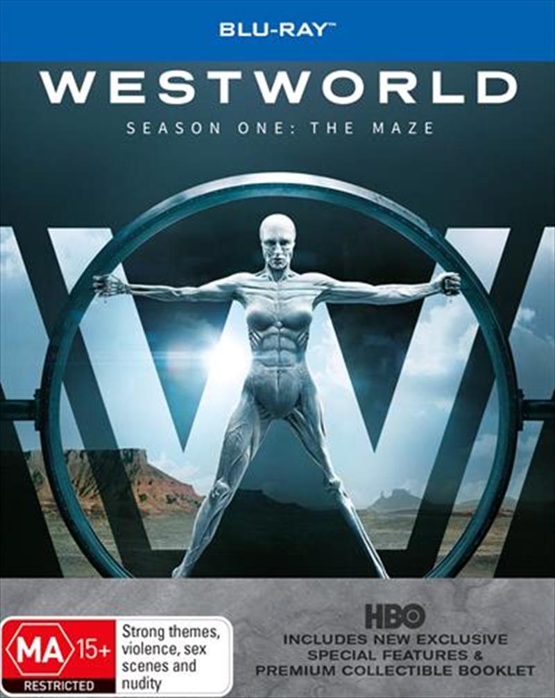 Westworld - Season 1 | Blu-ray
