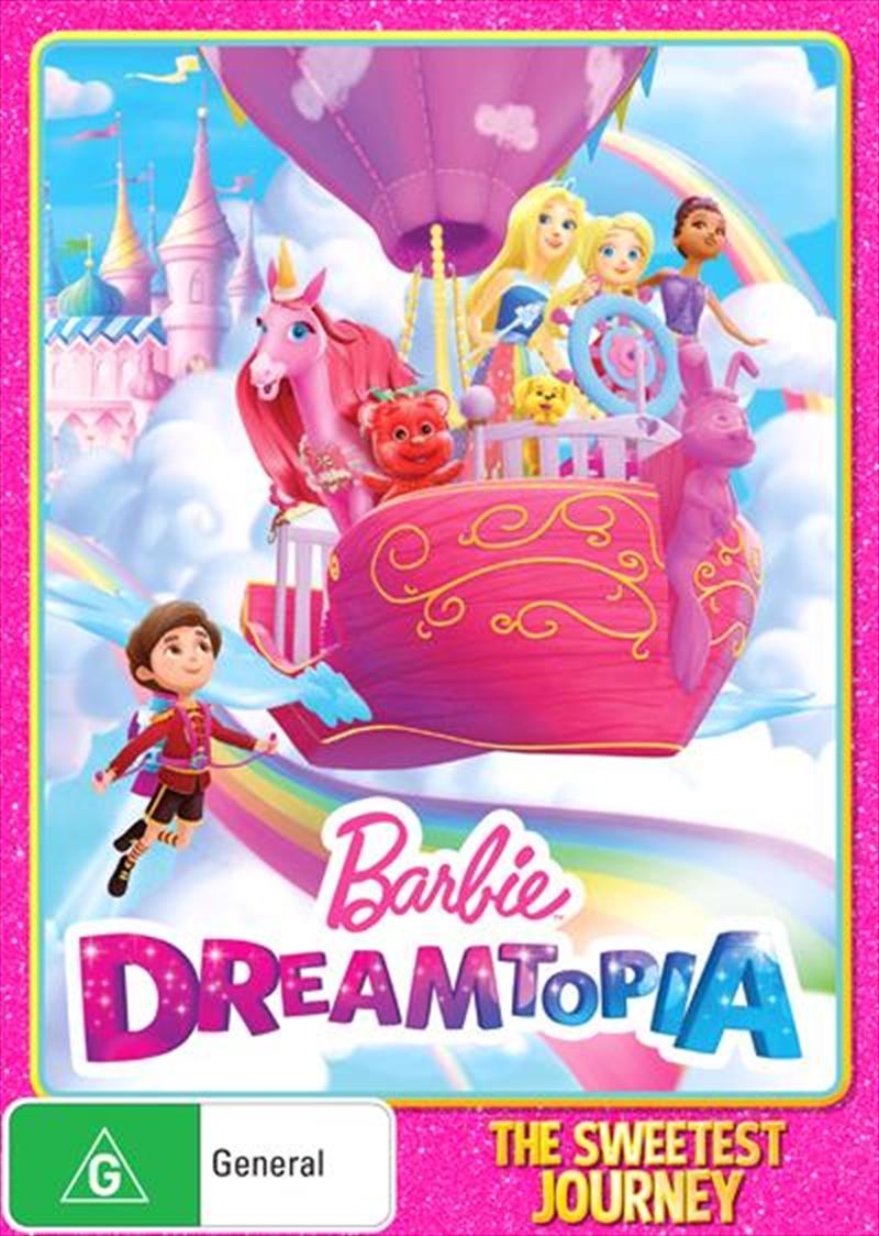 Barbie Dreamtopia - Vol 1   DVD