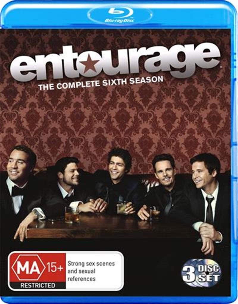 Entourage - Season 06 | Blu-ray
