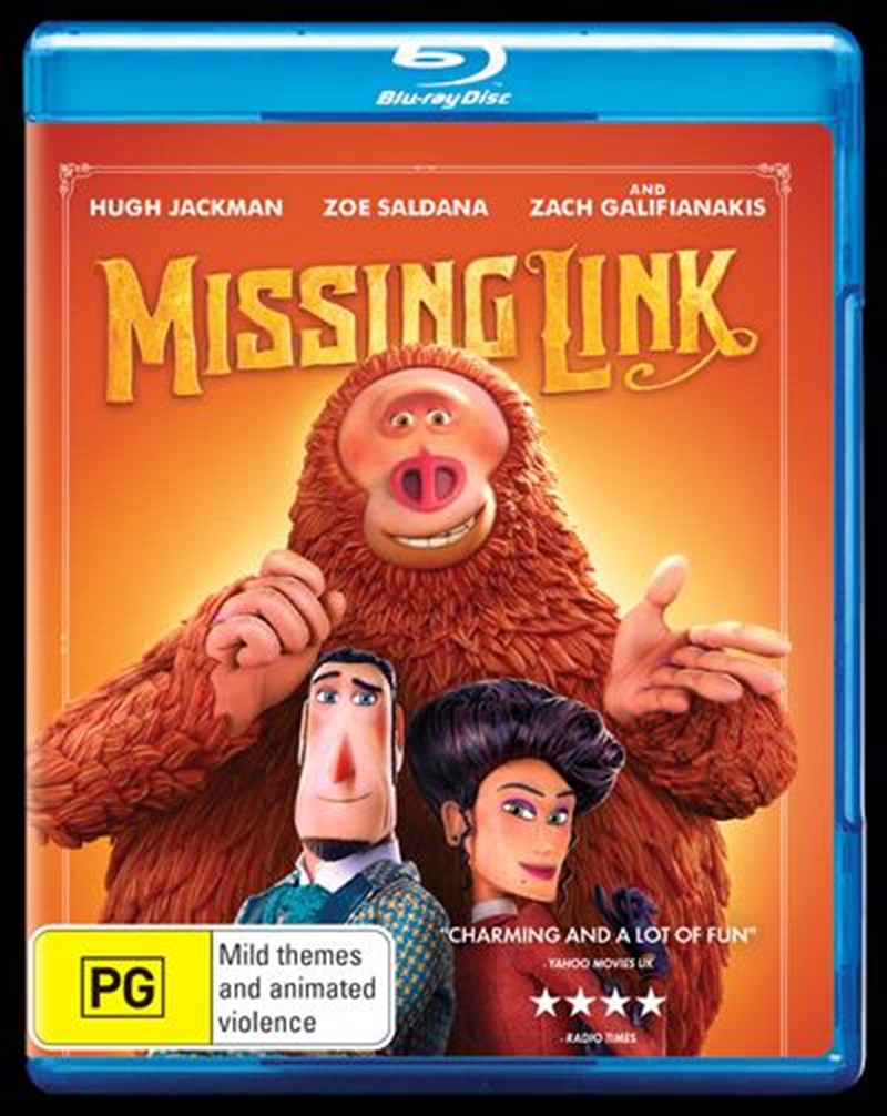 Missing Link | Blu-ray