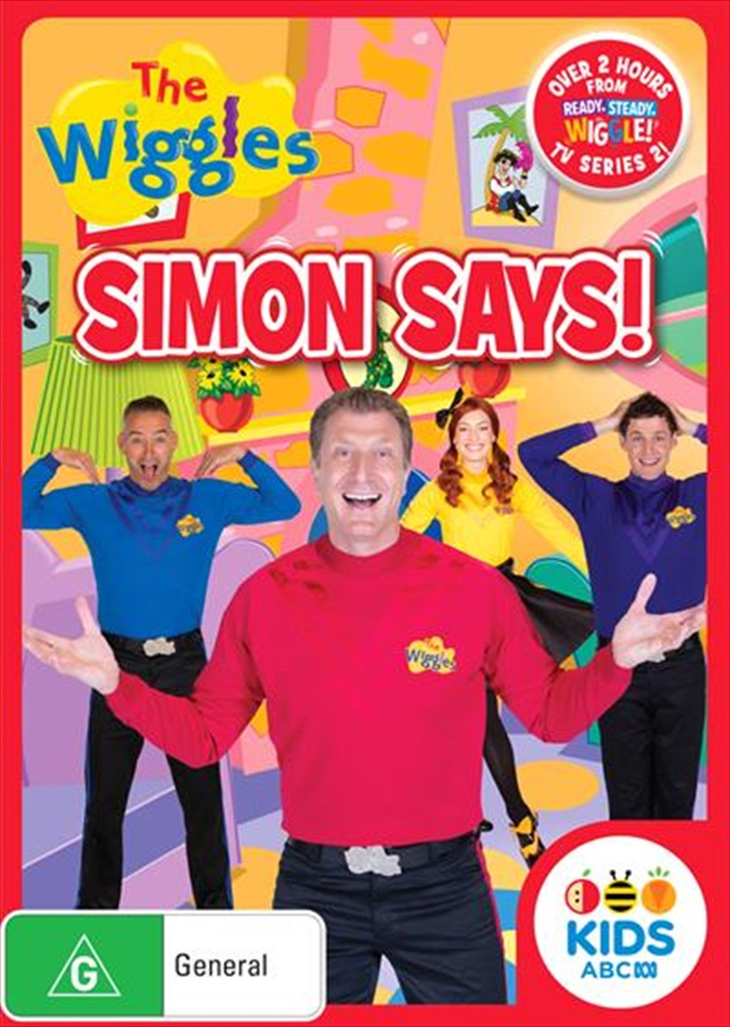 Wiggles - Simon Says, The | DVD
