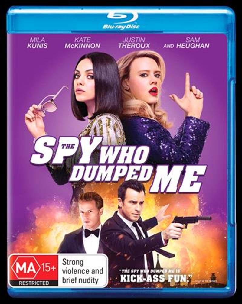Spy Who Dumped Me, The | Blu-ray