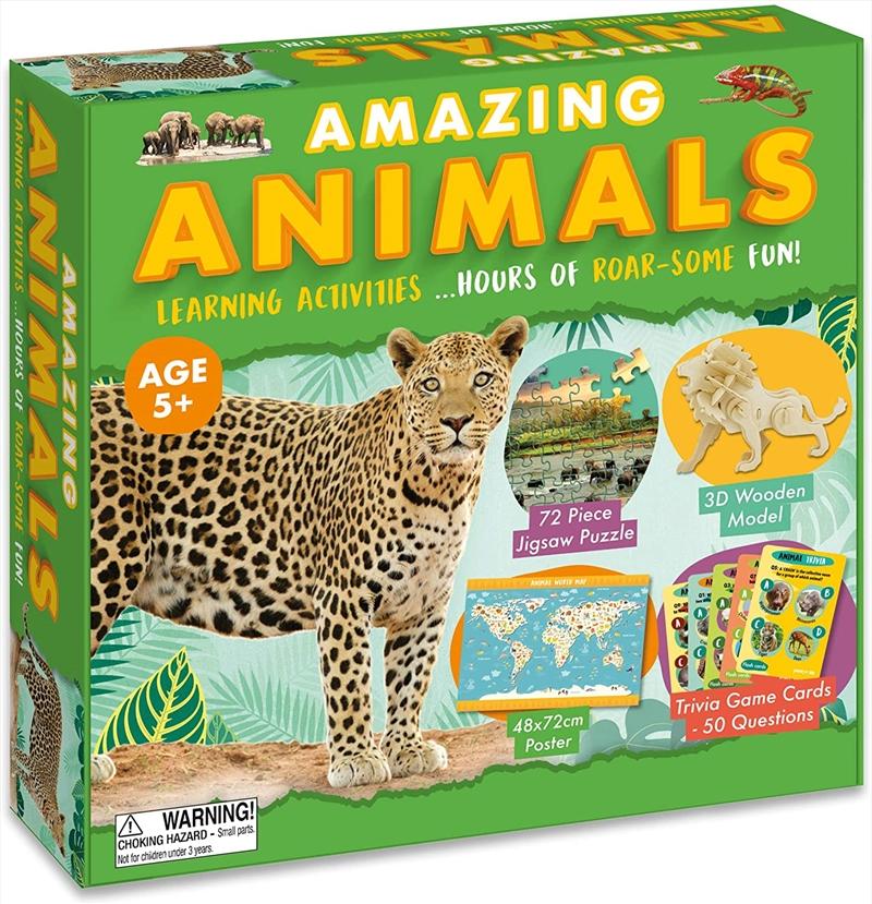 Animals   Books