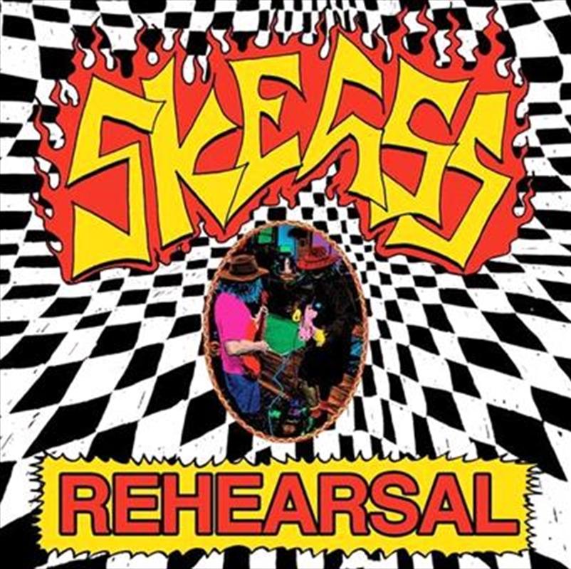 Rehearsal | CD