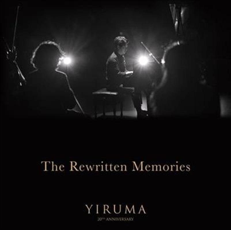 Rewritten Memories, The | CD