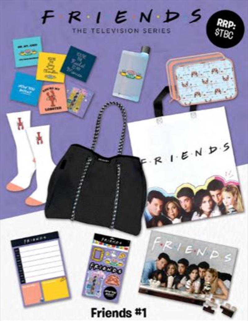 Friends Showbag   Merchandise