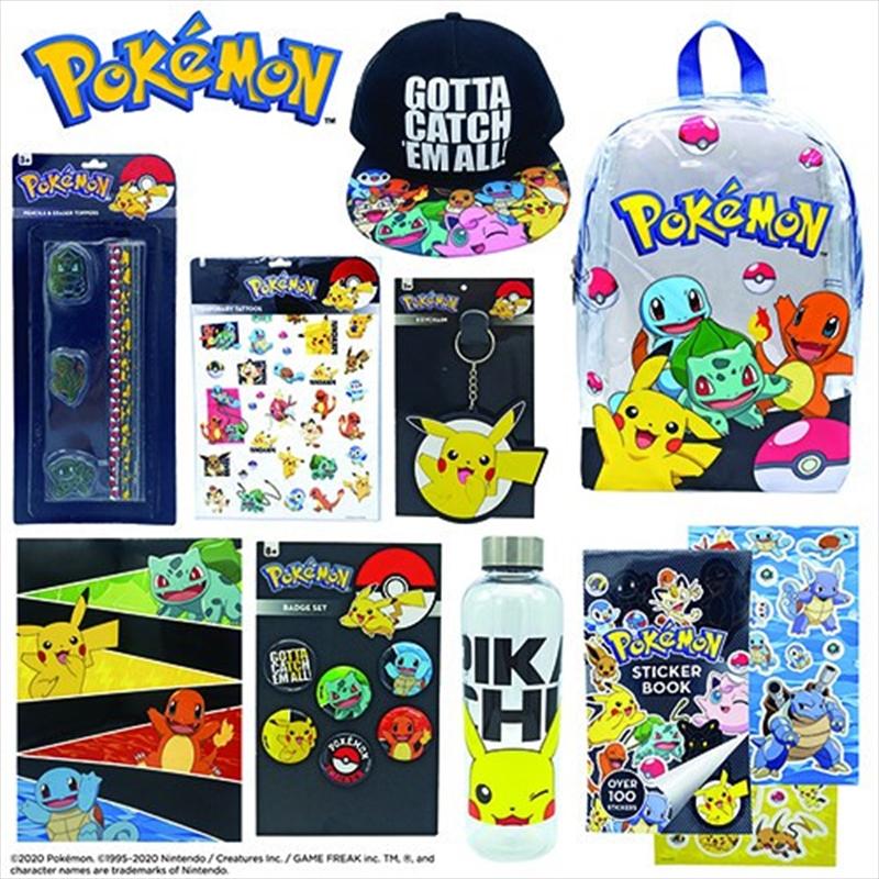 Pokemon Retail Showbag   Merchandise