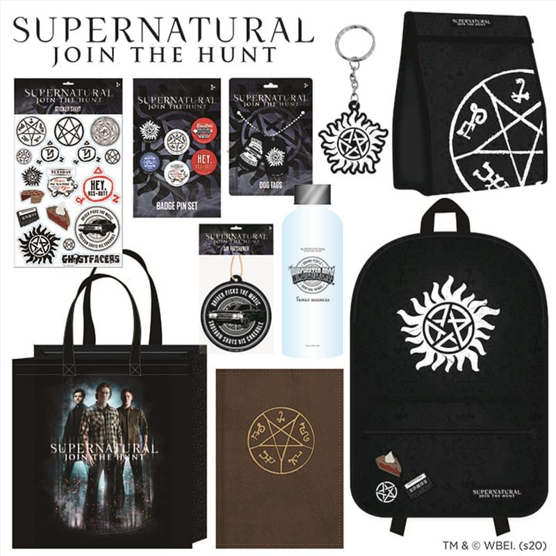 Supernatural Showbag   Merchandise