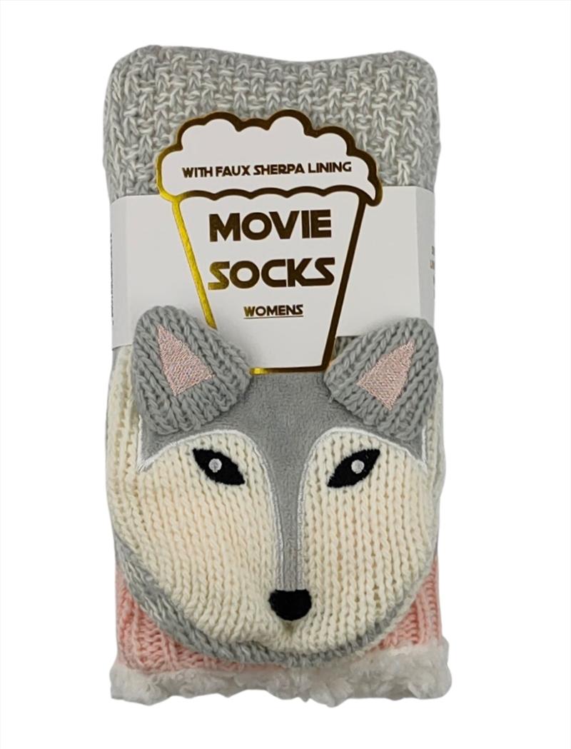 Silver Fox - Movie Socks | Apparel