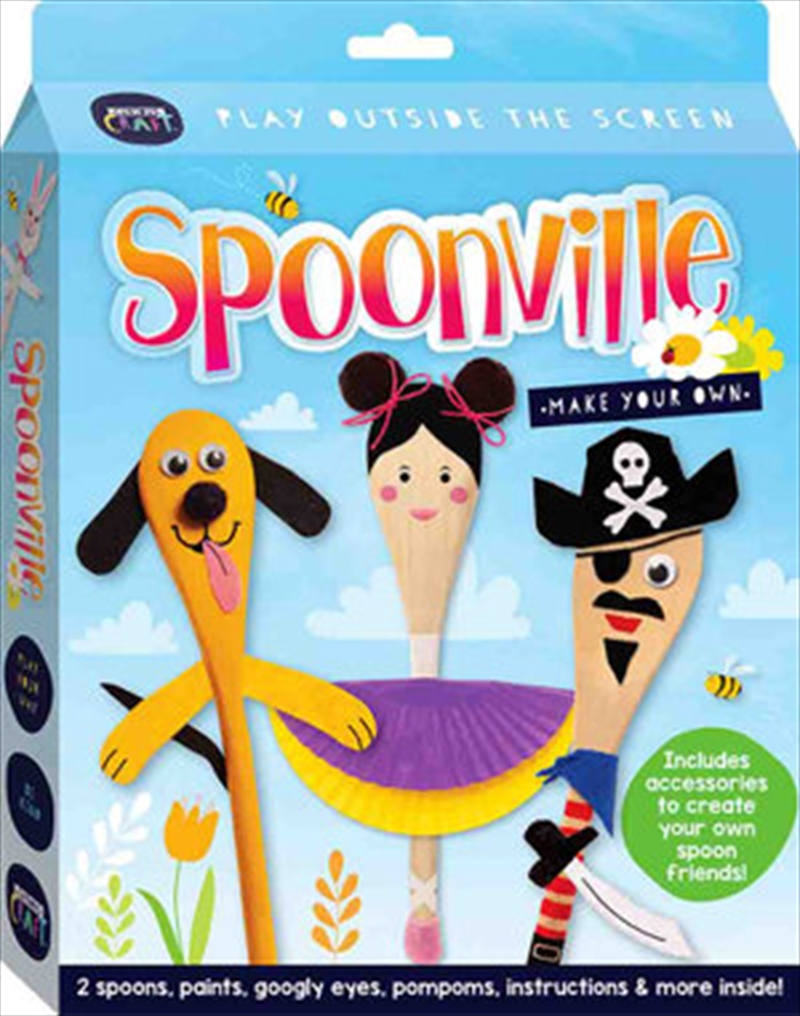 Curious Craft Spoonville Make Your Own | Merchandise