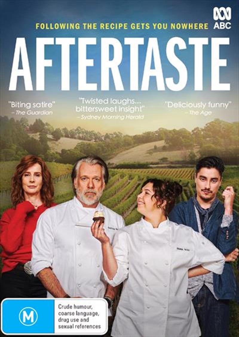 Aftertaste | DVD