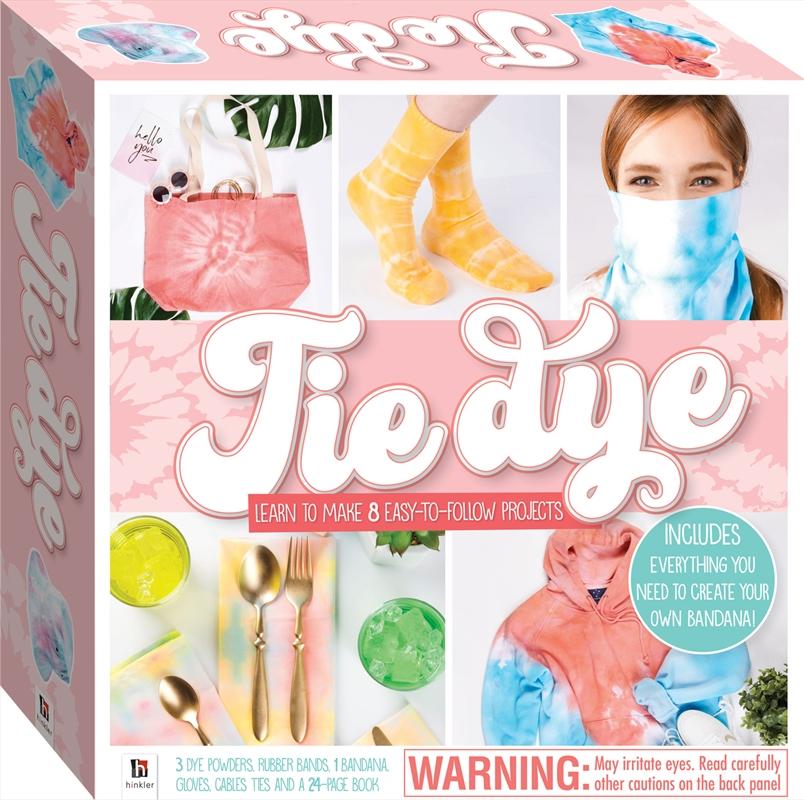 Tie Dye Kit   Merchandise
