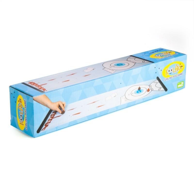 Koolface Curling Poo Game   Toy