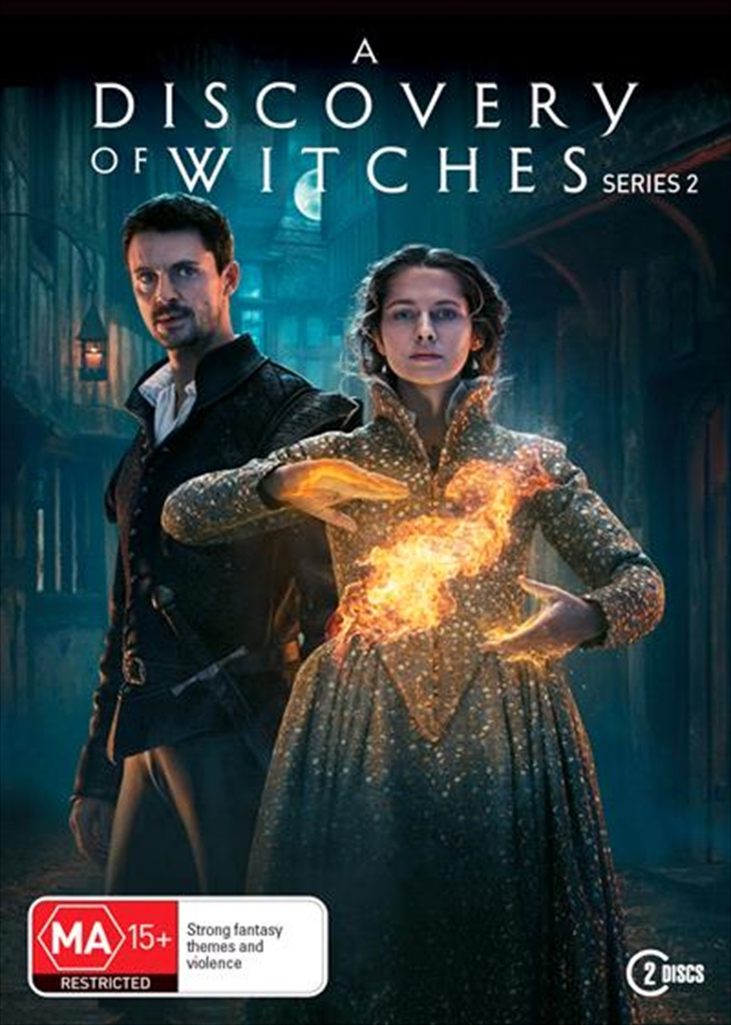 A Discovery Of Witches - Series 2 | DVD