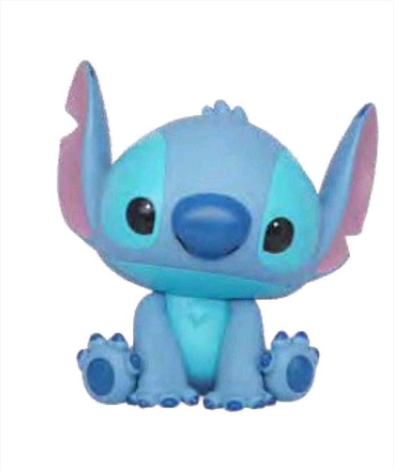Lilo & Stitch - Stitch Figural PVC Bank   Homewares
