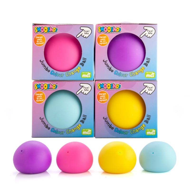 Smoosho's Jumbo Colour Change Ball | Toy