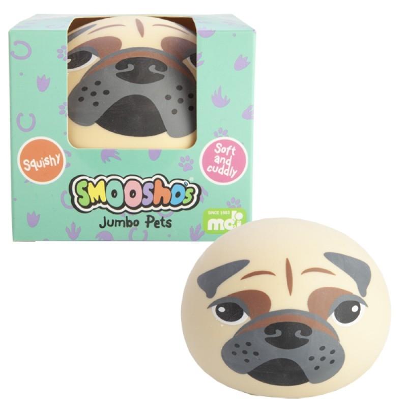Smoosho's Jumbo Pug Ball | Toy