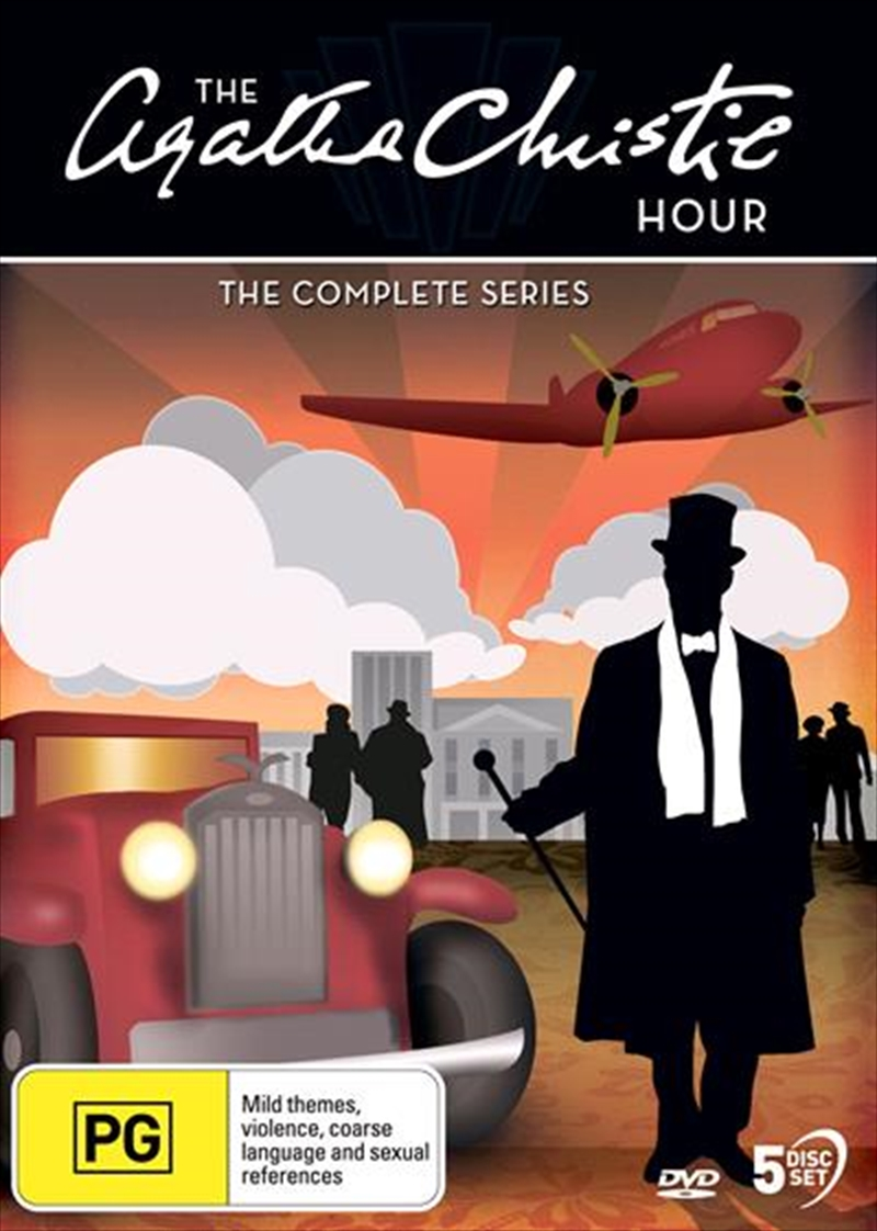 Agatha Christie Hour | Complete Series, The | DVD