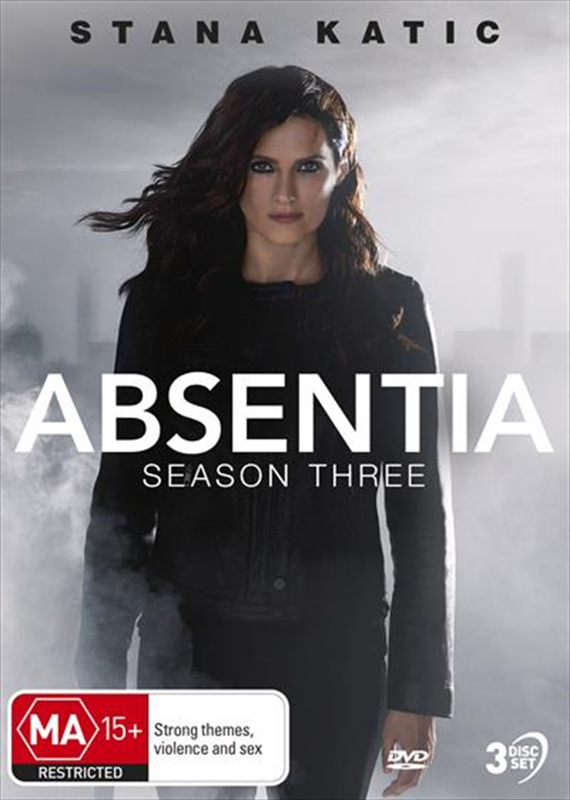 Absentia - Season 3 | DVD