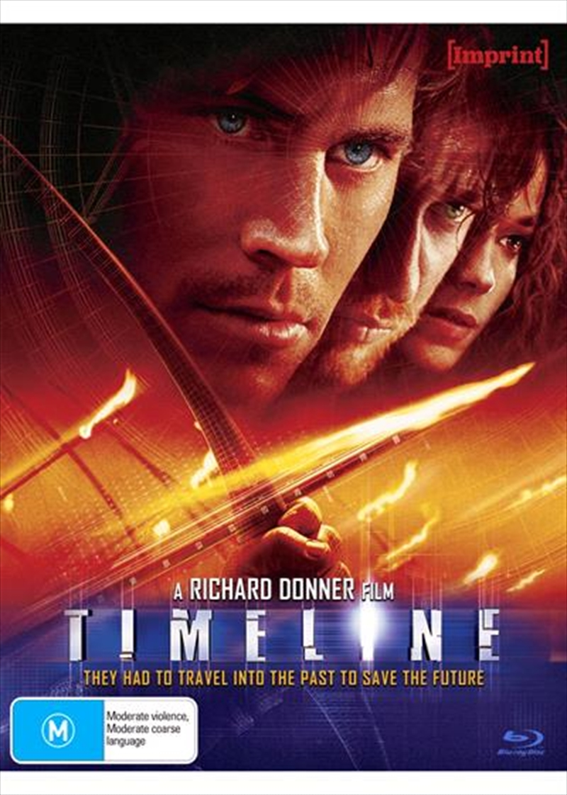 Timeline | Imprint Collection 40 | Blu-ray