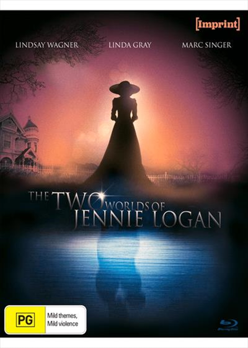 Two Worlds of Jennie Logan | Imprint Collection 38, The | Blu-ray