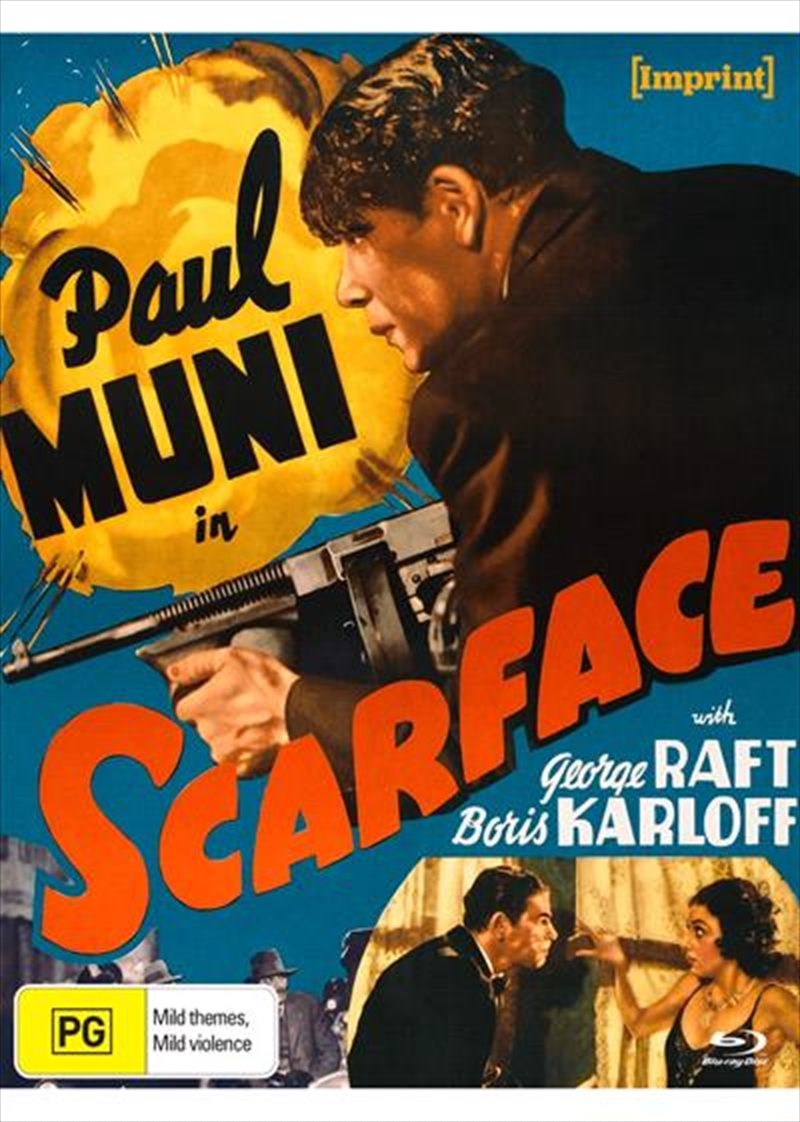 Scarface | Imprint Collection 37 | Blu-ray