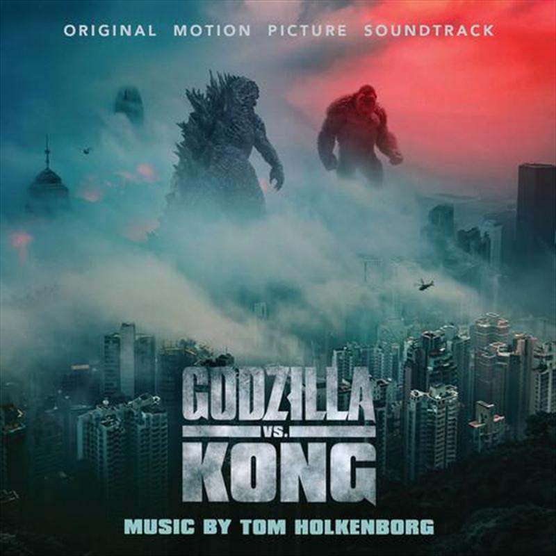 Godzilla Vs Kong | CD