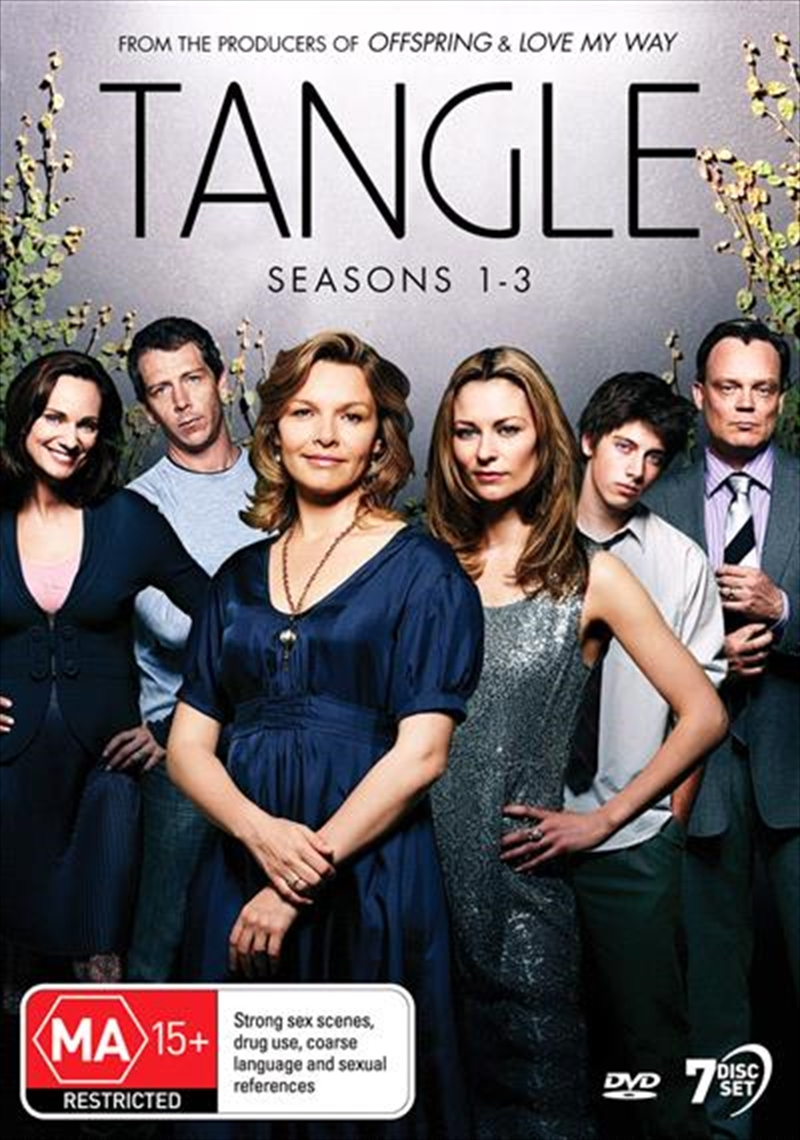Tangle   Complete Series   DVD