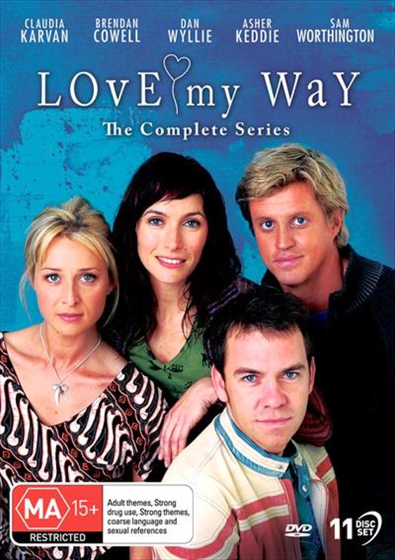 Love My Way   Complete Series   DVD