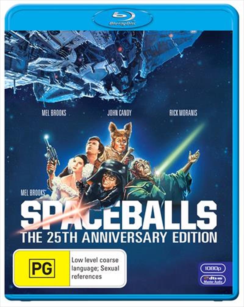 Spaceballs - 25th Anniversary Edition | Blu-ray