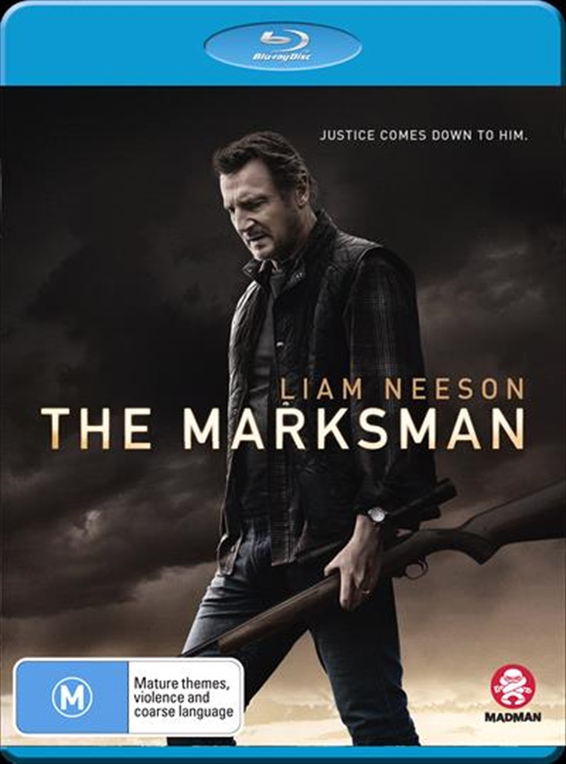 Marksman, The | Blu-ray