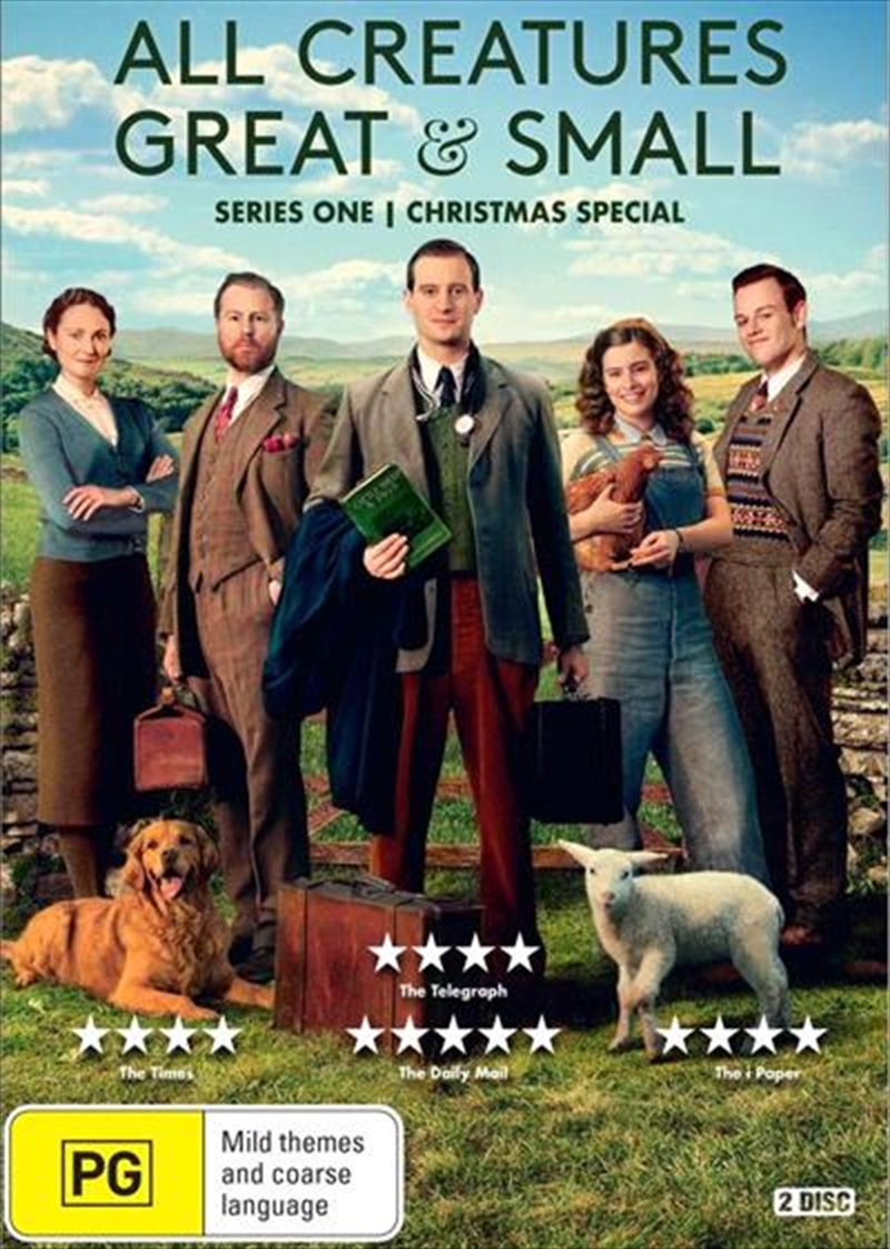 All Creatures Great and Small - Season 1 | DVD