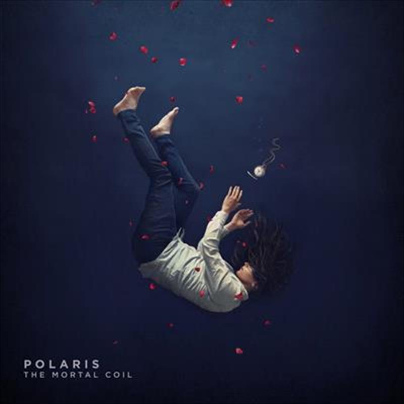 Mortal Coil - Royal Blue With White And Red Splatter Vinyl | Vinyl
