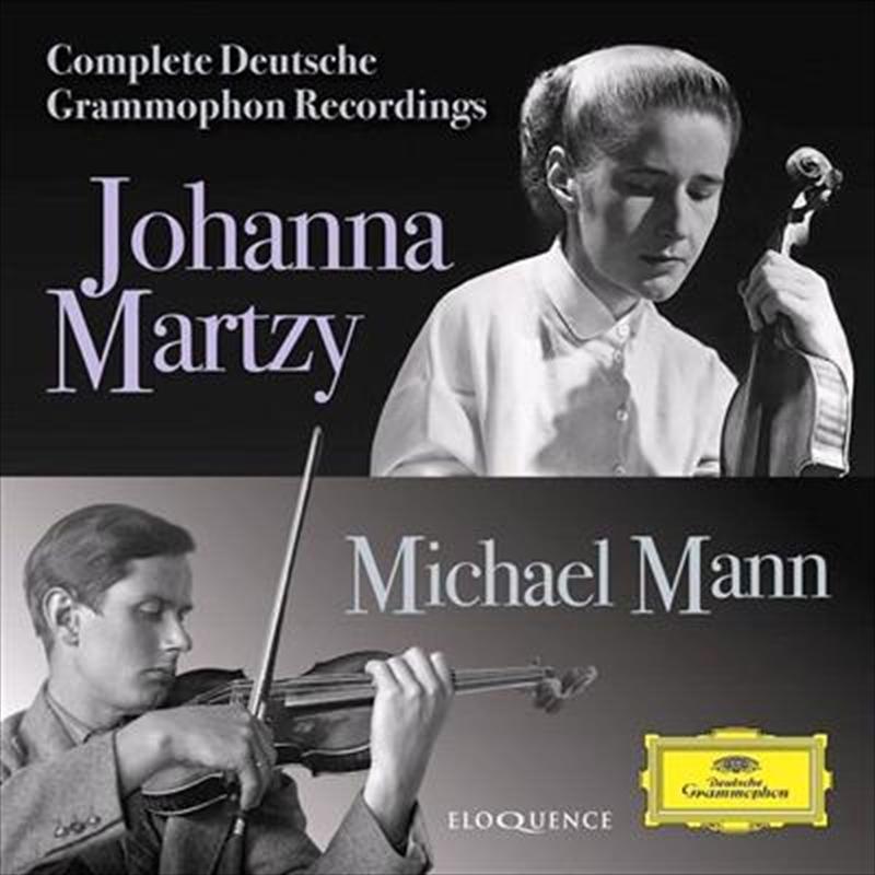 Complete Deutsche Grammophon Recordings | CD