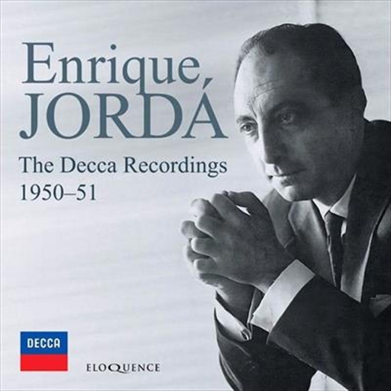 Decca Recordings 1950-51 | CD