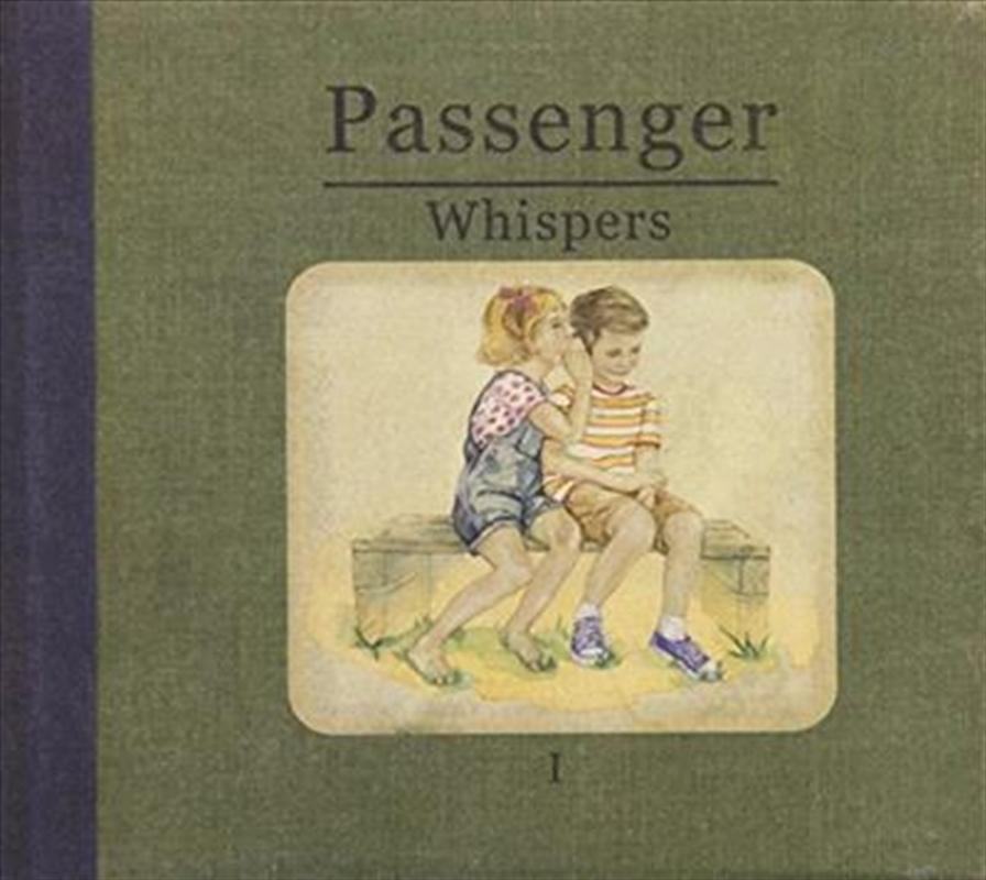 Whispers   CD