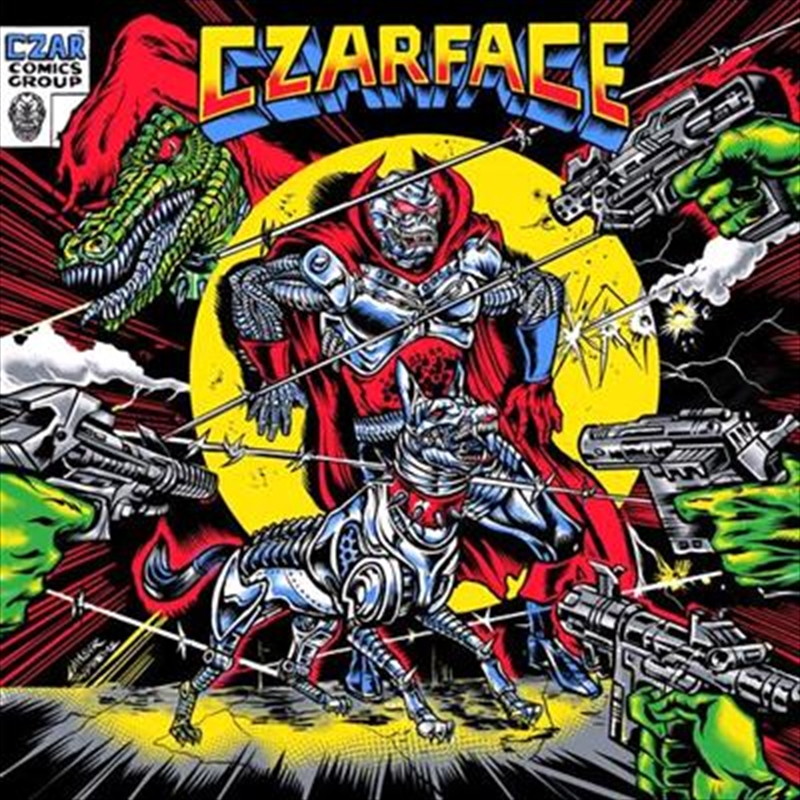 Odd Czar Against Us   CD