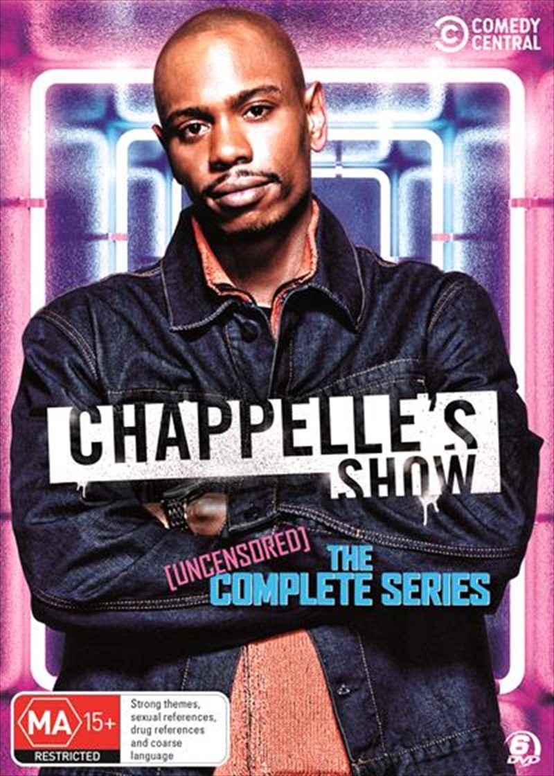 Chappelle's Show | Complete Series | DVD