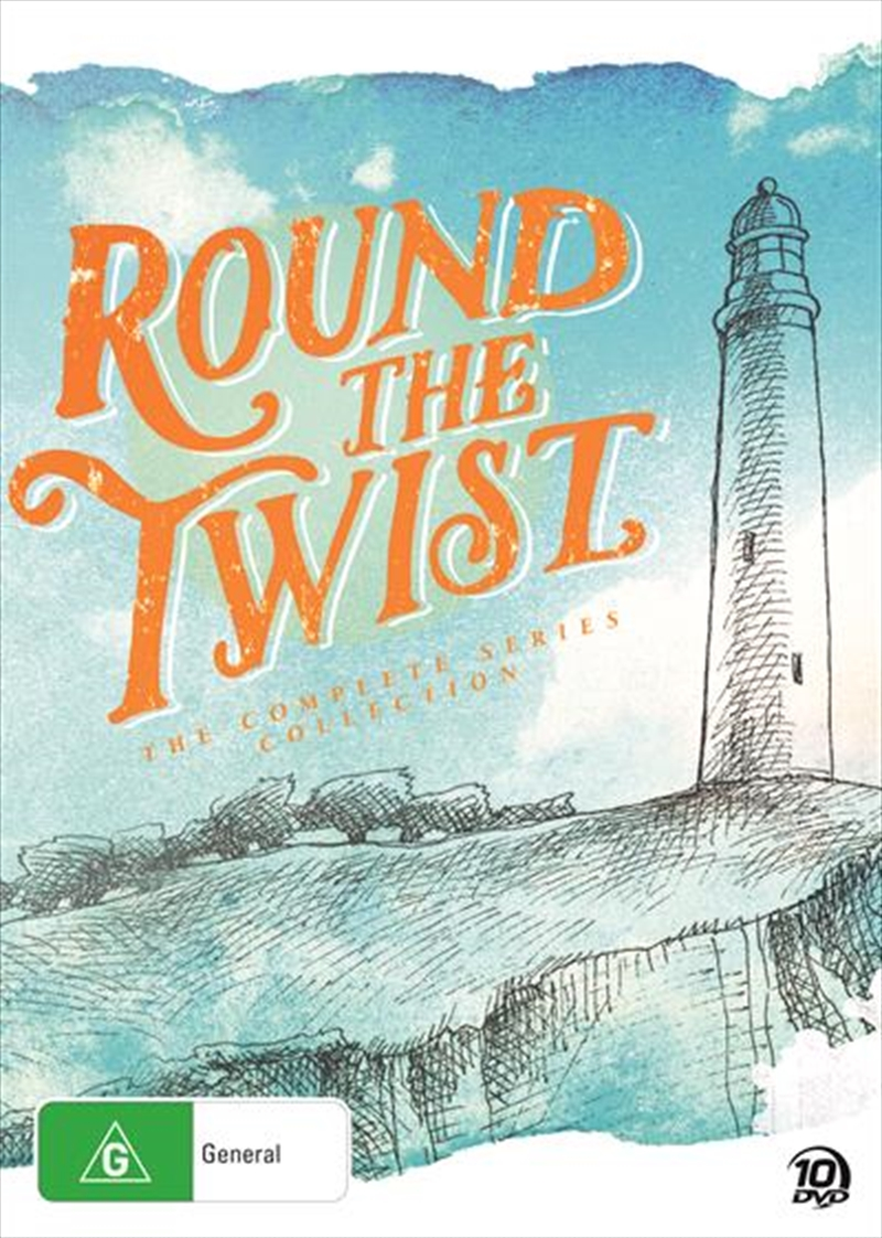 Round The Twist | Complete Series | DVD
