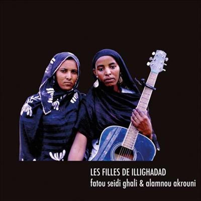 Les Filles De Illighadad   CD